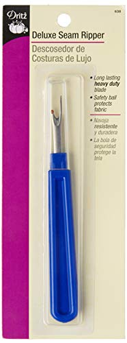 Check Out This Dritz Bulk Package Deluxe Seam Ripper, 100-Pack, Blue, 100 Count