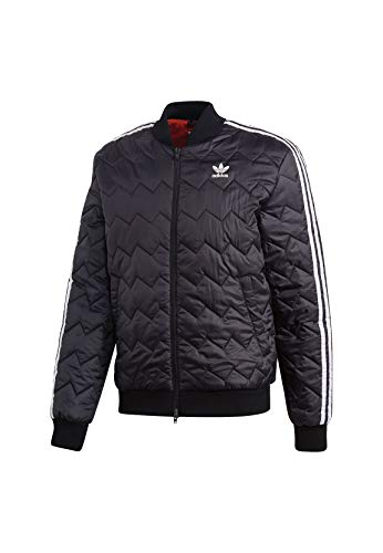 adidas Originals SST Superstar Quilted Herren-Winterjacke DH5008 Black Gr. XS