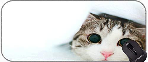 Largo XXL Mousepad, Caja DE Caja DE Cabra DE Animal Mouse Mouse