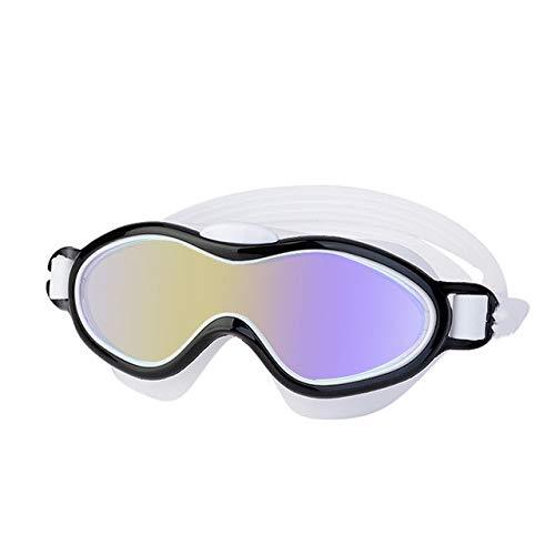 WUJIANCHAO Kinderen Zwembril zwembril Kinderen Kind Siliconen Waterdicht Anti-condens UV Duikbrillen