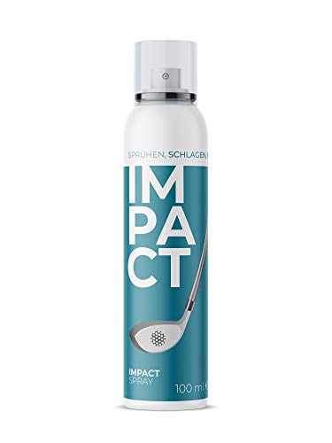 Impact Spray- Impact Tapes Alternative - Golf Trainingshilfe...