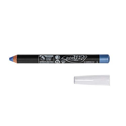 PuroBIO Lápiz de Sombra de Ojos Ecológico Tono Azul Intens