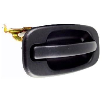 Amazon Com 99 05 Chevy Chevrolet Silverado Pickup Rear Door Handle Rh Passenger Side Truck Outside Crew Cab 1999 99 2000 00 2001 01 2002 02 2003 03 2004 04 2005 05 C491309 15721572 Automotive