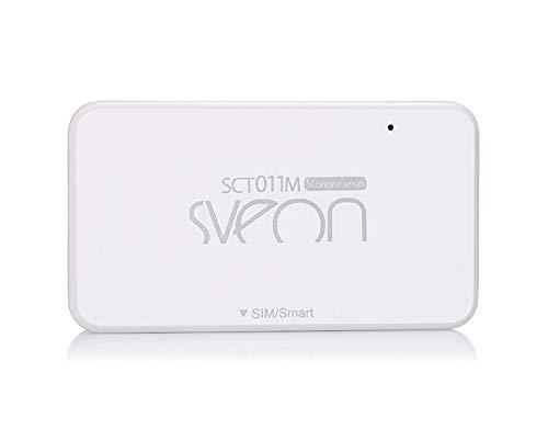 Sveon SCT011M - Lector DNI Electrónico y Tarjetas inteligentes compatible con MAC y Windows [España]