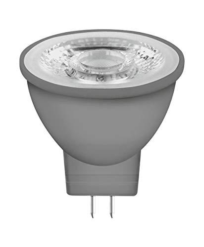 Osram LED SuperStar MR11 Reflektorlampe, mit GU4-Sockel, dimmbar, Ersetzt 20 Watt, 30° Ausstrahlungswinkel, Warmweiß - 2700 Kelvin, 1er-Pack
