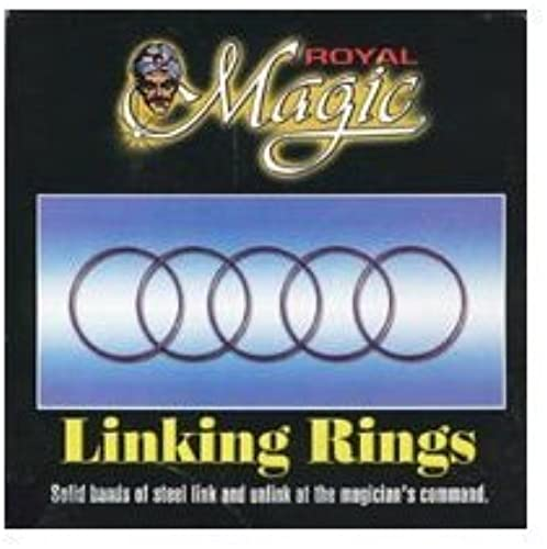 5  Linking sacues by Royal Magic - Trick
