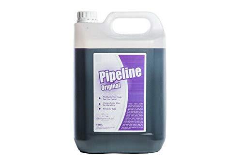 We Can Source It Ltd - 1 x 5 Ltr Pipeline Birra Linea Pulitore Viola Indicatore Ristorante Pub BAR Clean