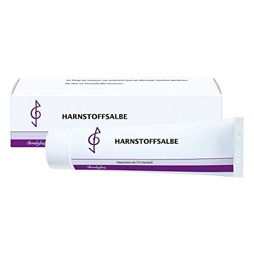 Bombastus Harnstoffsalbe 3% Hautcreme, 100 ml Creme