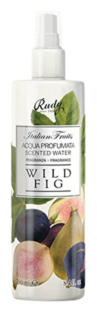 ドライバに対応するふりをするRUDY Italian Fruits Series ルディ イタリアンフルーツ Body Mist ボディミスト Wild Fig