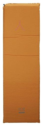 GRAND CANYON Cruise 10.0 - Matelas isolant autogonflant, 198 x 76 x 10 cm, orange, 305029