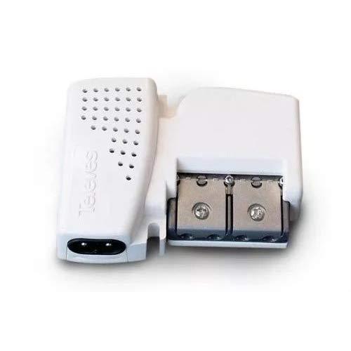 Oferta de Televes 560542 - Amplificador vivienda 2s 47-790mhz g10/20db ajustable