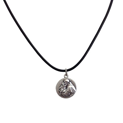 Médaille de Saint Antoine de Padoue avec Corde - Les médailles des Saints Patrons