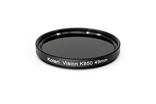 Kolari Vision Hot Mirror UV//IR Cut Color Correcting Filter 49mm, UV//IR