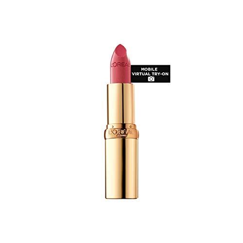 L'Oreal Paris Colour Riche Lipstick, Classic Wine, 0.13 oz.
