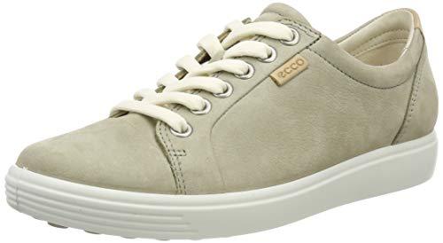 Ecco Damen Soft 7 Sneaker, Braun (Sage 1023), 39 EU