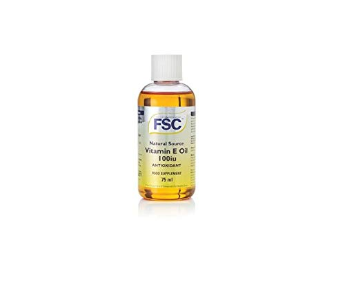Fsc | Vitamin E Oil Liquid 100Iu 75Ml | 1 X 75Ml