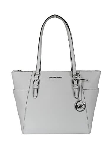 Michael Kors Borsone da donna 35T0SCFT3L-Optic-White Sling Bag, Bianco, Normal
