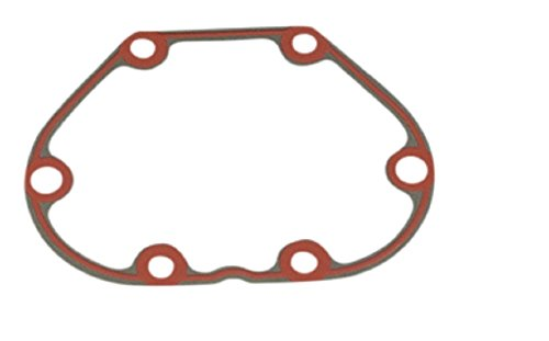 Orange Cycle Parts Clutch Release Cover Gasket w/Bead for Harley Touring Bagger FLT 1992-2006 by James Gasket JGI-36801-87-X