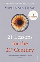 Yuval Noah Harari Collection 3 Books Set (Sapiens A Brief History of Humankind, Homo Deus A Brief History of Tomorrow, 21 ...