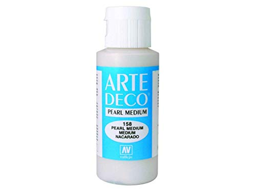 Vallejo Arte Deco 84158 Pearl Medium (60ml)