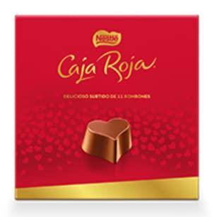 Chocolates Nestle Caja Roja - 100g