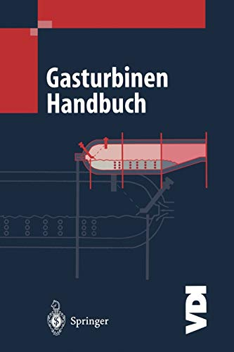 Gasturbinen Handbuch (VDI-Buch) (German Edition)