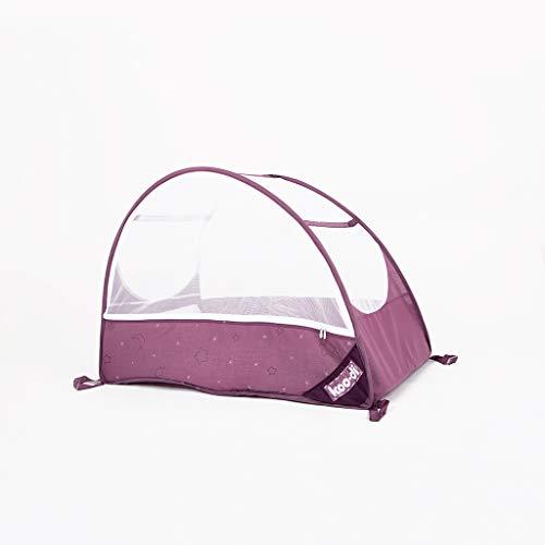 koo-di pop up Travel Bubble lettino con materasso e zanzariera Gumdrop–per bambini da 6a 18mesi