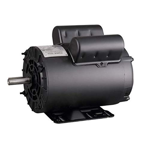 5 HP SPL 3450 RPM P56 Frame Air Compressor 60 Hz Electric Motor 208-230 Volts Century Motor Single Phase# B385