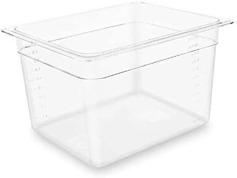 MakeCuisine MC-CSV10 / Cubeta Sous-Vide/Cocción a Baja Temperatura / 10L / Cocina Lenta /