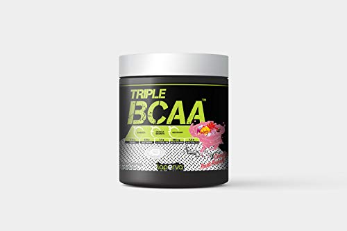 Laperva Triple Pure Amino Acid Zero Fat, Zero Carbs and Zero Sugar BCAA Amino Acid (Candy Fruit Punch)