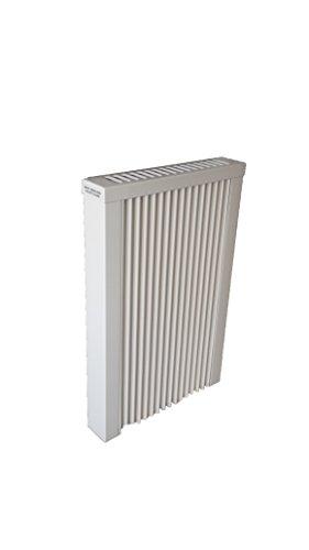 Elektroheizung Paketset 800 Watt, inkl. digitalem Thermostat, Wandmontageset und Schukostecker