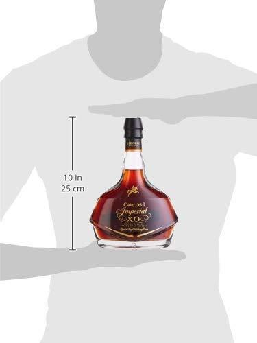 Osborne Carlos Imperial Brandy - 7