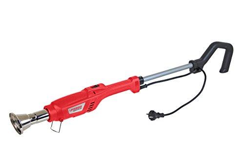 Rothenberger Industrial elektrischer Unkrautvernichter, rot, 97 x 14 x 8.5 cm, 1500002183
