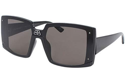 Gafas de Sol Balenciaga BB0081S BLACK/GREY 99/1/140 mujer