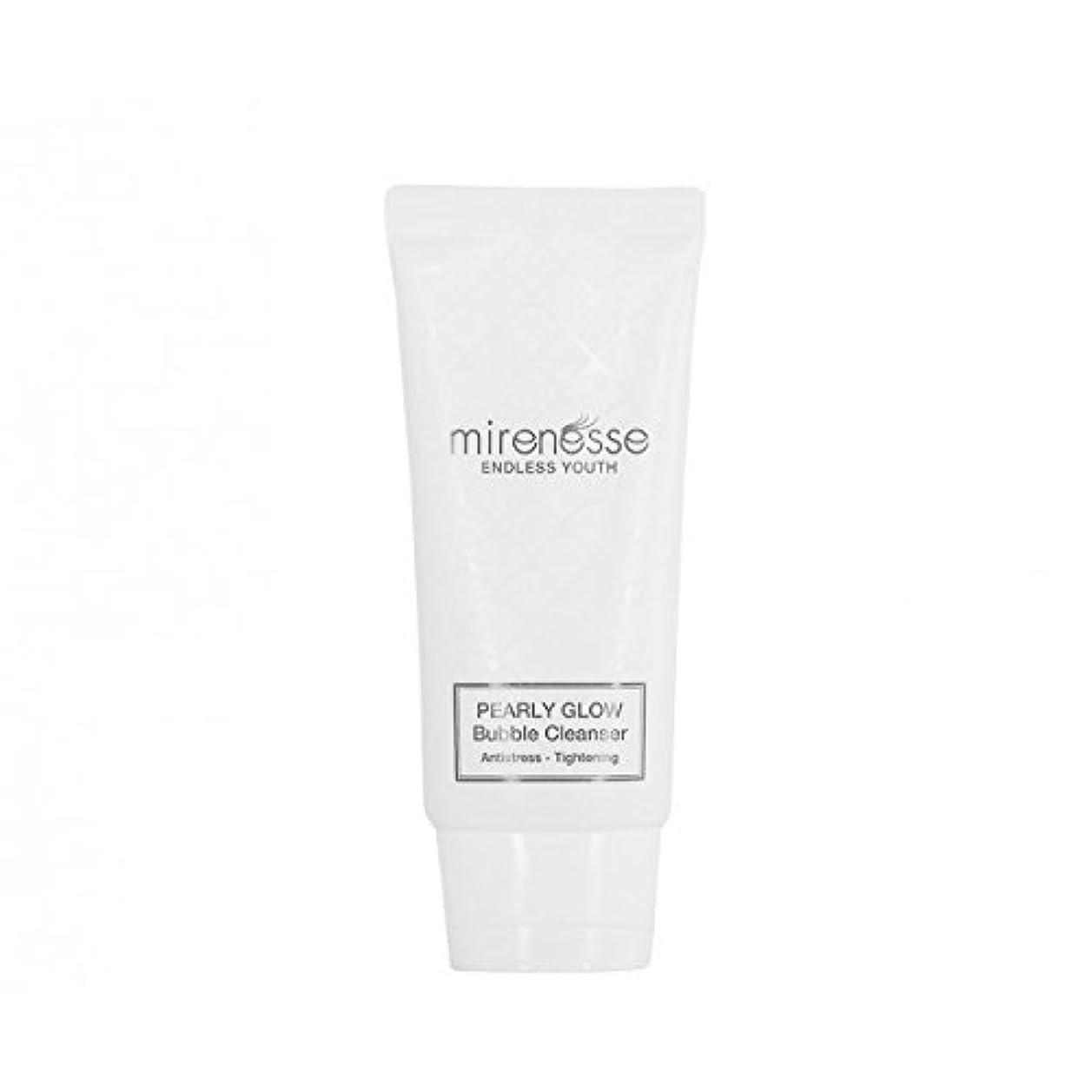 聖域大陸大胆Mirenesse Cosmetics Endless Youth Pearly Bubble & Glow PH Cleanser