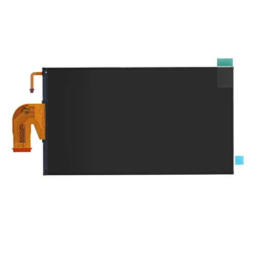 Gaeirt Sostituzione dello Schermo LCD dell'interruttore, Comodo Schermo tattile LCD per Interruttore Leggero per Schermo di Ricambio tattile LCD