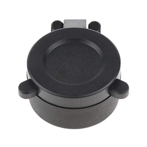 D DOLITY Mira telescópica Tapa Protectora Objetivo Tapa 28mm