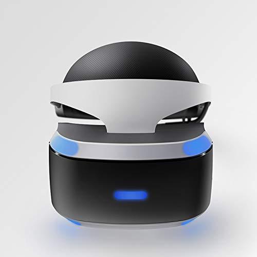 HANYF VR Gafas, Casco de Realidad Virtual Equipo, 360 Grados Multi-Vista Controlador de la cámara/Dinámico/Grande de la Pantalla de visualización, Apto para Juegos/Visualización