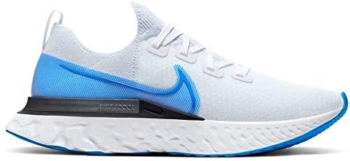 Nike React Infinity Run Fk Mens Running Casual Fashion Sneaker Cd4371-101 Size 8