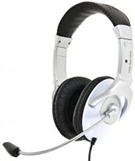 Samsung Talking and Sound Stereo Headset Shs-100v Premium White