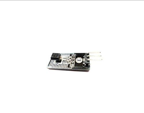 haoyishang analógico temperatura y módulo de Sensor de humedad LM35D para Arduino Electronic Building Blocks