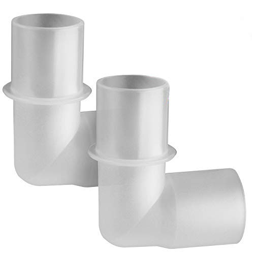 2 Pack - Impresa Replacement for AirSense10 Tubing Elbow 37394, ResMed