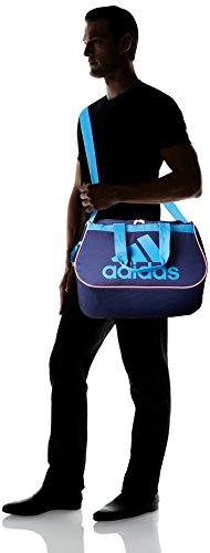 adidas Diablo Small Duffel Duffel Bag Midnight Indigo/Super Blue/Light Flash Red