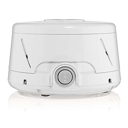 Marpac Dohm Classic White Noise Sound Machine with UK Plug, White