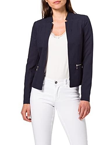 Only ONLMADDY-KOMA LS Short Zip Blazer CC TLR, Night Sky, 36 para Mujer
