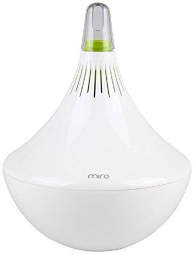 Miro CleanPot Cool-Mist Luftbefeuchter und Aroma-Öl-Diffusor – (Schüssel im Lieferumfang enthalten) von Miro