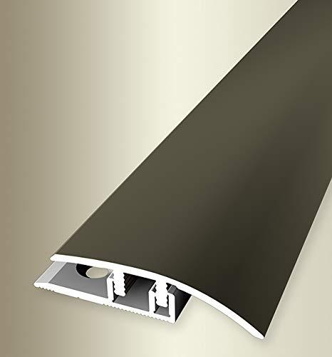 Parkettfreund 62710006 Premium Click PF 576VMaxx-Soportes de aluminio (100 cm), Bronce anodizado