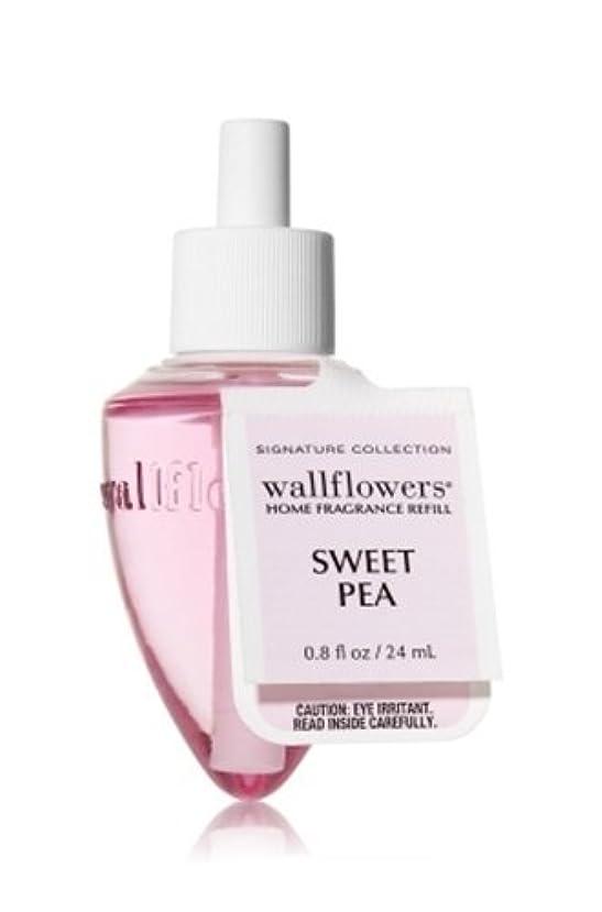 シャンプーデータアートBath & Body Works(バス&ボディワークス)スイートピー ホームフレグランス レフィル(本体は別売りです)Sweet Pea Wallflowers Refill Single Bottles [並行輸入品]