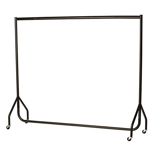 Heavy Duty Clothes Rail Garment Rail 6ft Long x 5ft High SUPERIOR QUALITY