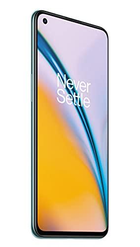OnePlus Nord 2 5G 12 GB RAM 256 GB SIM-freies Smartphone mit Dreifachkamera und 65W Warp Charge - 2 Jahre Garantie - Blue Haze - 3